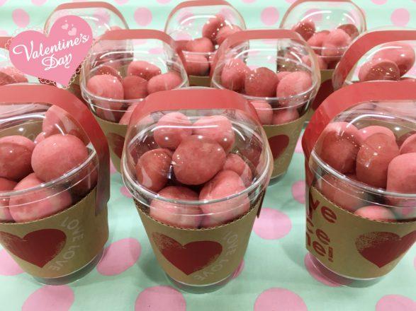 バレンタイン苺